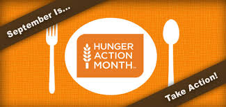 hunger awareness month