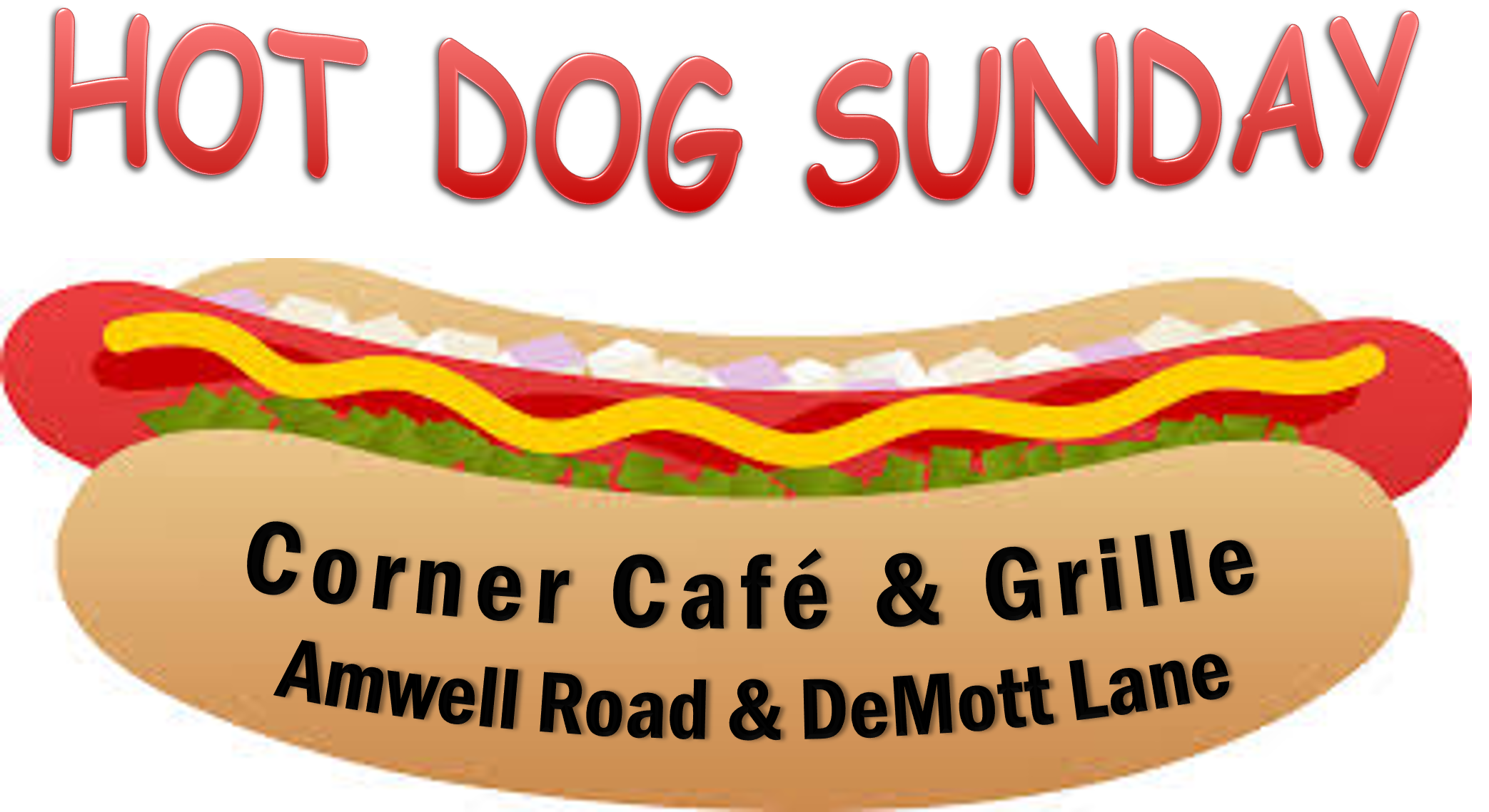 Hot Dog Sunday - October 8